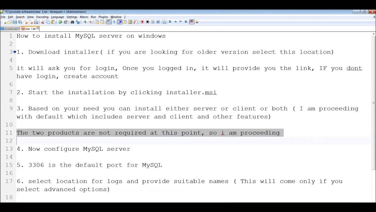 Install Mysql Module Php Windows Hosting