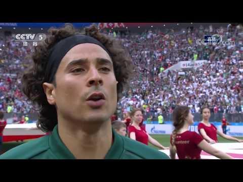 世界杯F组:德国VS墨西哥 完整赛事