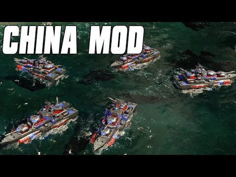 Assault of the Hard AI - RED ALERT 3 CHINA MOD - Eastern Loong Mod