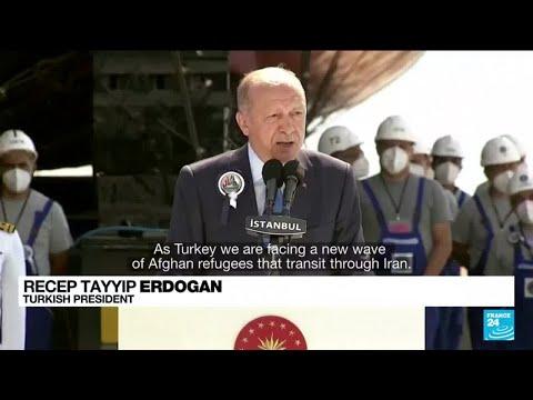 Taliban in Kabul: Turkey steps up efforts to prevent Afghan refugee exodus • FRANCE 24 English