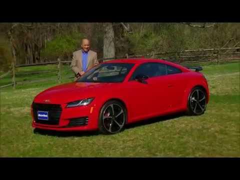 2018 Audi TT RS & 2018 Lexus LS 500 MotorWeek part 1