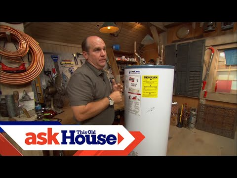 How to Get Hot Water with a Recirculating Pump | Ask This Ol