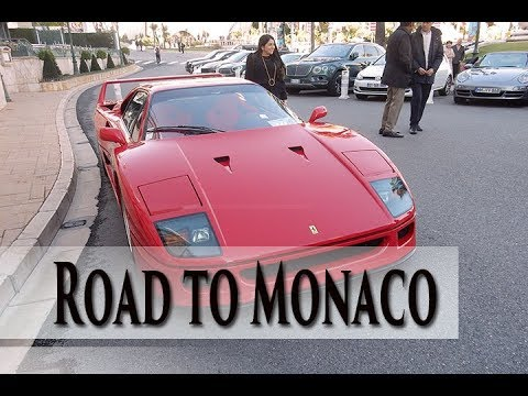 Road to Monaco, Trip to Cannes part-2