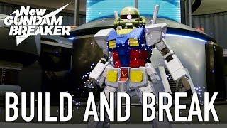 New Gundam Breaker - PS4 -  Build and Break (Teaser Trailer)