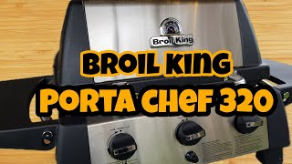 Der ULTIMATIVE Camping Grİll & Gasgrill ? Broil King - Porta Chef 320 || unboxing & Test