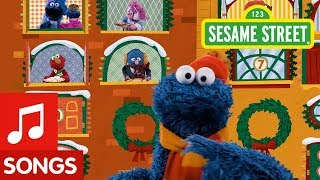 Sesame Street: 12 Days of Christmas Cookies