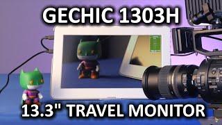 """13.3"""" USB Powered Monitor! - GeChic 1303H"""