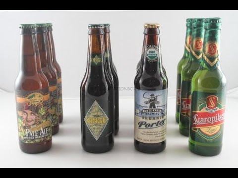 Micro Brewed Beer of the Month Club May 2015 Unboxing + Coupons
