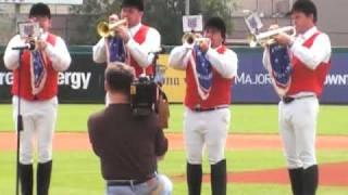 Star Spangled Banner Trumpet Quartet
