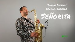 Shawn Mendes, Camila Cabello - Señorita [Instrumental Saxophone Cover by JK Sax]