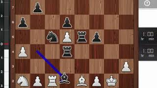 Top Chess Engine Champioship 2017 Strong Game! Rybka 4.1 vs Stockfish 041017