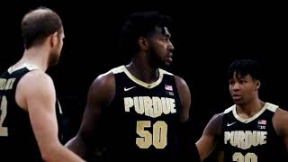 Purdue men's basketball vs. iowa highlights (march 3, 2020)