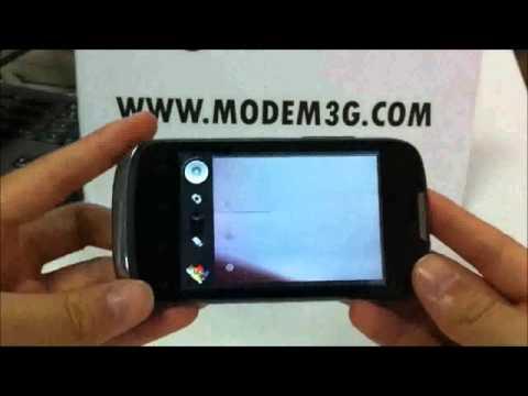 Huawei Sonic U8650 Hands On