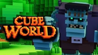 Cube World's 2.0 UPDATE is finally coming out after 6 years... Video