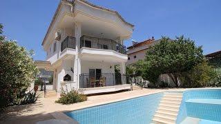 Didim Akbükte Satılık Müstakil Havuzlu Villa