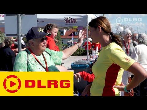 Unterstützung für die DLRG - Mit Spenden Leben retten