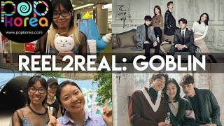[REEL 2 REAL] We acted as the Goblin and grim reaper?!