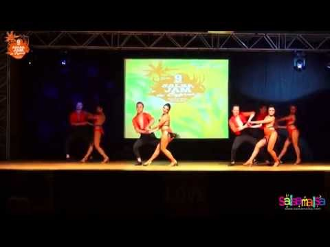 CRYPTO DANCE SHOW  | 9. SALSA JAM IN CYPRUS