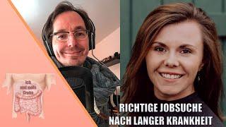 Jobsuche nach langer Krankheit (mit Katharina Bodenstein)