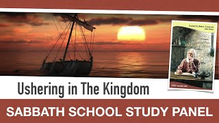 Sabbath Bible Lesson 11: Ushering in the Kingdom - Lessons From the Book of Mark