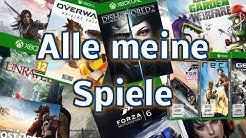 Alle meine Xbox One Spiele