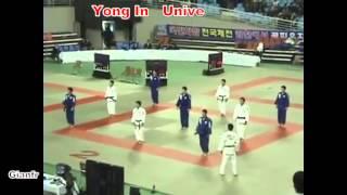 Judo super UKEMI - Yong In university