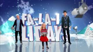 Good Luck Charlie is coming up next on Disney Channel - Fa-La-La-Lidays | HD 2012