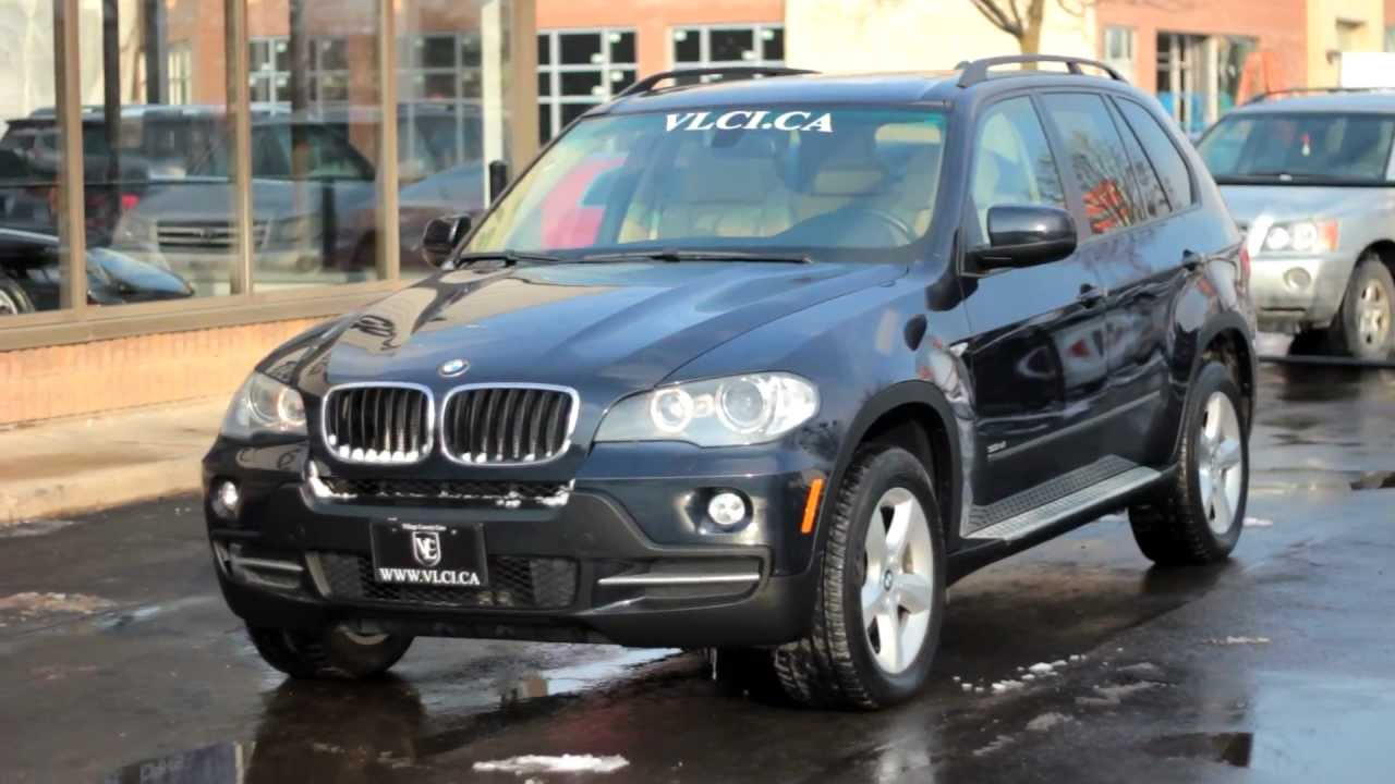 2007 bmw x5 village luxury cars toronto youtube. Black Bedroom Furniture Sets. Home Design Ideas