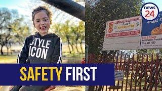 WATCH   Laerskool Kollegepark beefs up security after Amy-Lee de Jager kidnapping