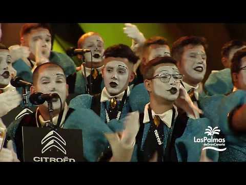 Segunda fase del concurso de murgas del Carnaval de Las Palmas de Gran Canaria