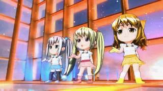 Dance×Mixerで「Let`s!フレッシュプリキュア!」PVちびキャラバージョン thumbnail
