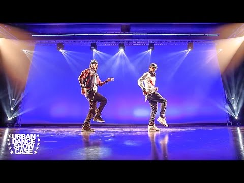 Les Twins - Michael Jackson, Choreography / 310XT Films / URBAN DANCE SHOWCASE
