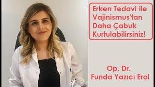 Gambar cover Vajinismus Tedavisi Antalya, Vajinismus Antalya - Op. Dr. Funda Yazıcı Erol