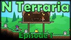 N Terraria Mod - Episode 1 - The Elder Terrarians: SwagLands