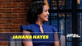 Representative-Elect Jahana Hayes Couldn