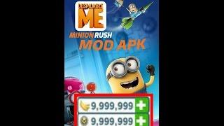 Minion Rush V4.8.0i Mod Apk Download + Gameplay