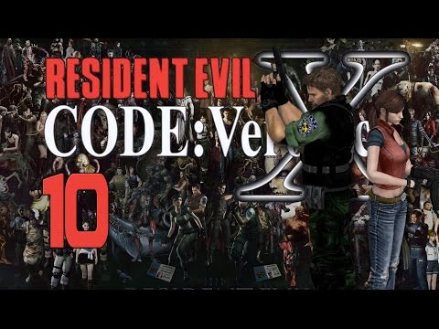 "Resident Evil: Code Veronica | En Español | Capitulo 10 ""Tyrant"""