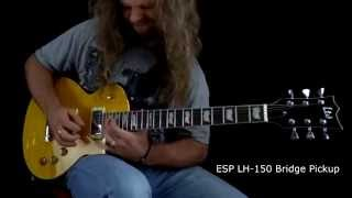 esp guitars uk official ltd ec 256 fm demonstration