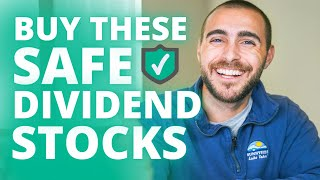 Buy These 3 Safe Dividend Stocks At A Discount RIGHT NOW