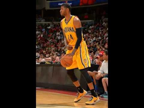 f4d36a276b1 KICKS ON COURT  PAUL GEORGE DROPS 39 POINTS IN NIKE ZOOM CRUSADER PE -  YouTube