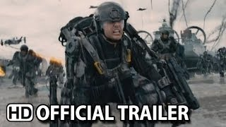 Edge Of Tomorrow Official Trailer #2 (2014) HD