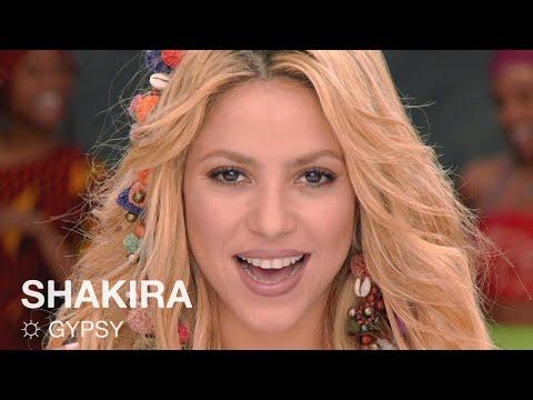 Shakira© — Gypsy (Tradução)