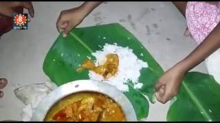 Village Kids Cooking Of Chicken Recipes BY Sri Tv
