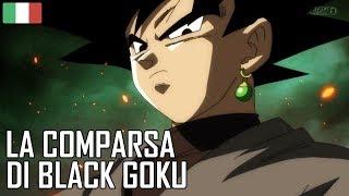 LA COMPARSA DI BLACK GOKU IN ITALIANO - Dragon Ball Super ITA