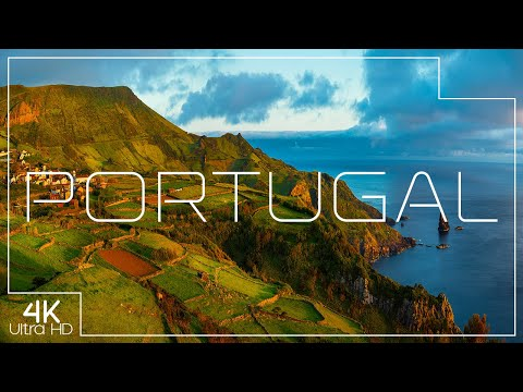 Discover Portugal in 4K | Amazing nature