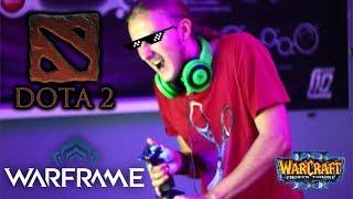 Вайс будет стримить | DOTA 2 | WARFRAME | WarCraft 3