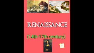 Renaissance in Europe hindi || English literature