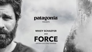 Mikey Schaefer and FORCE Trailer