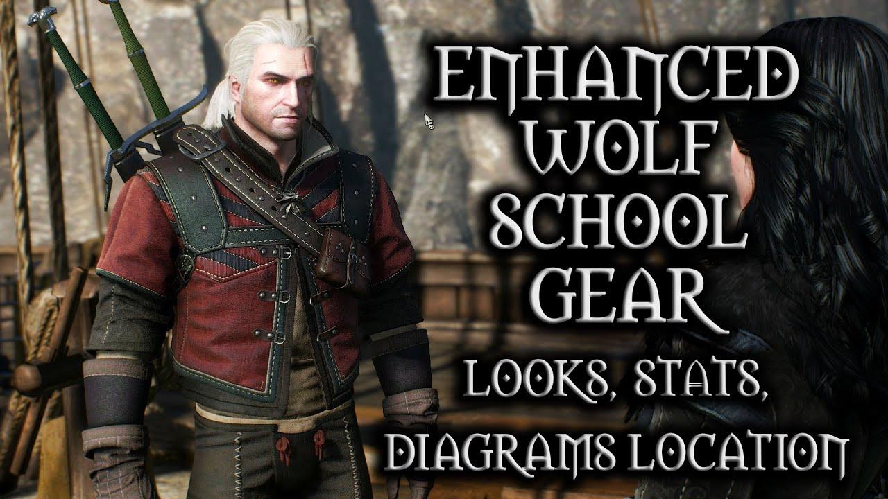 Witcher  Cat School Gear Quest