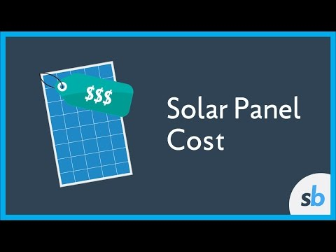 How Much Does a Solar Panel System Cost?